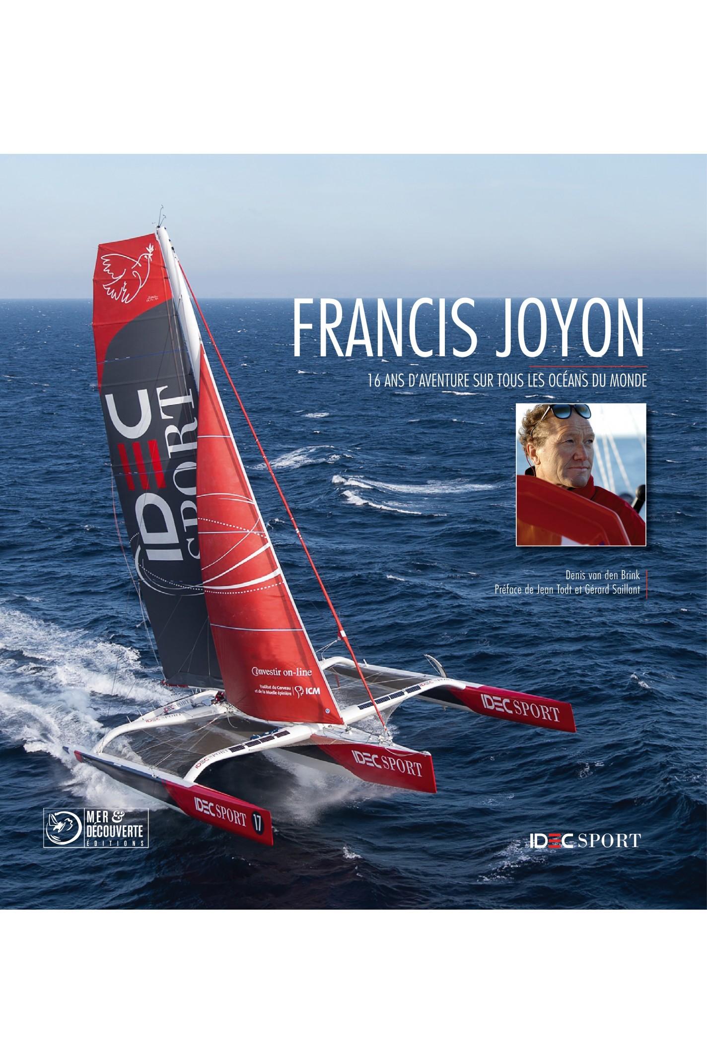 Livre Francis Joyon
