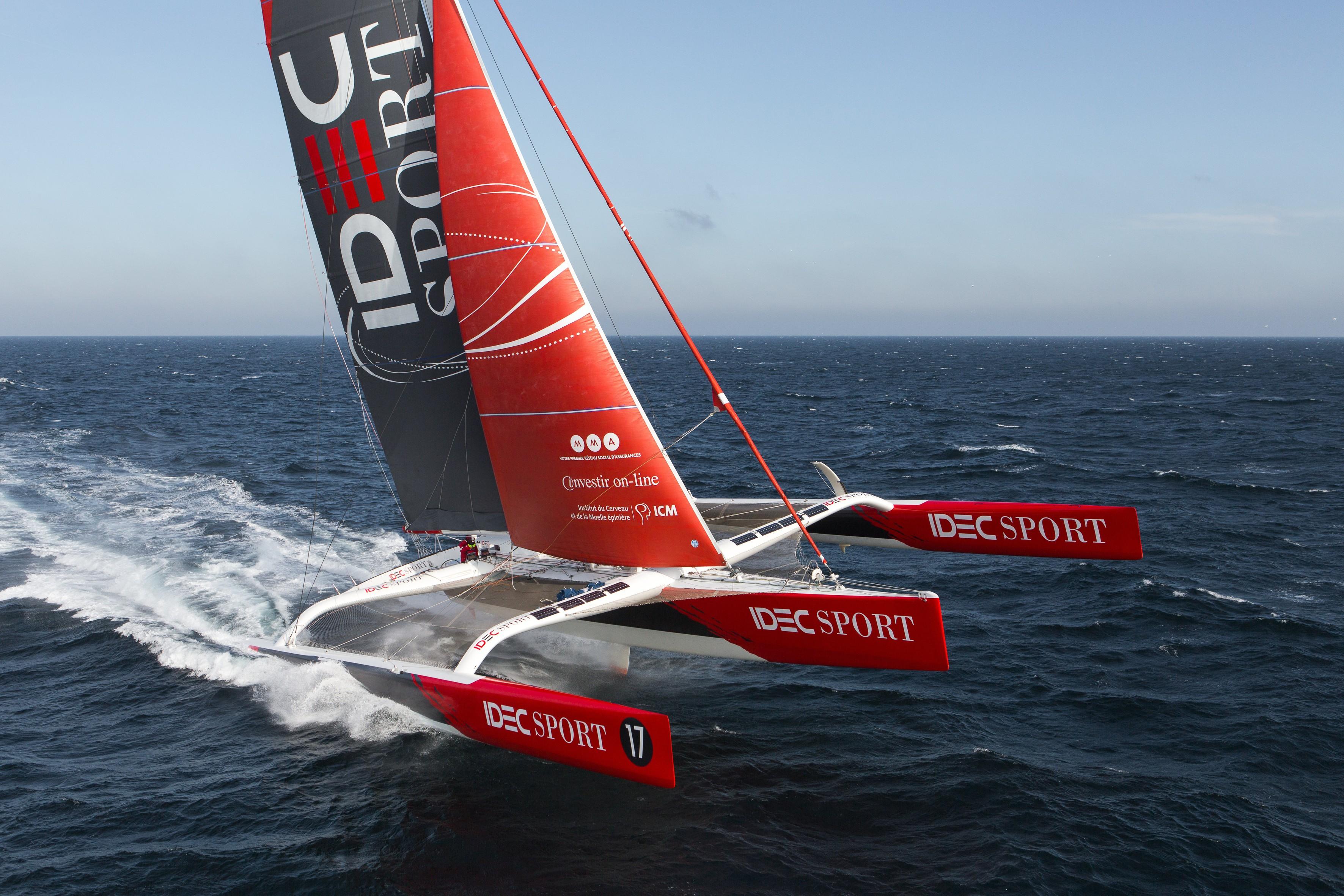 IDEC Sport - Sailing